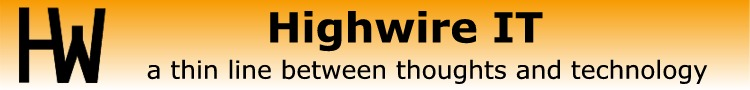 Highwire IT - banner